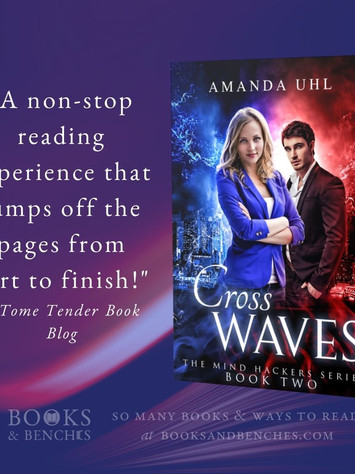 """Cross Waves by Amanda Uhl - """"Action-Packed"""" - Excerpt"""