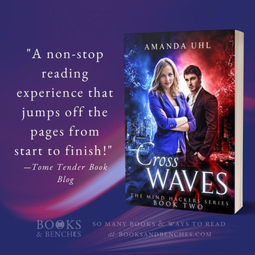 "Cross Waves by Amanda Uhl - ""Action-Packed"" - Excerpt"