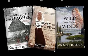 Montana Gallagher book series_historical western romance adventures