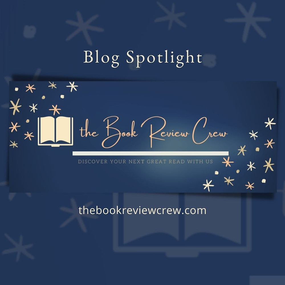 The Book Review Crew - book blog spotlight