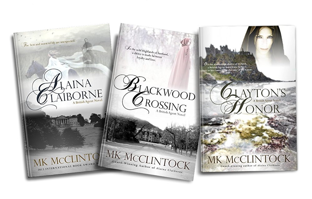 British Agent novels_historical romantic mystery series