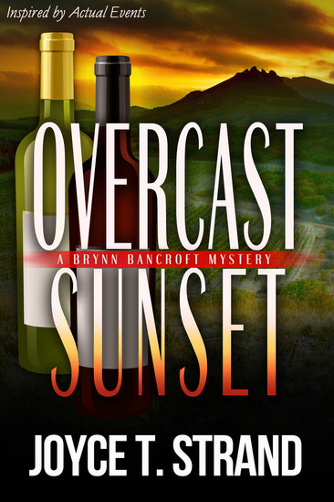 Author Interview: OVERCAST SUNSET by Joyce Strand