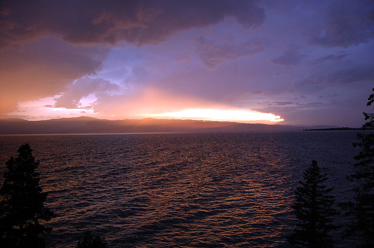 Flathead Lake, Montana | MK