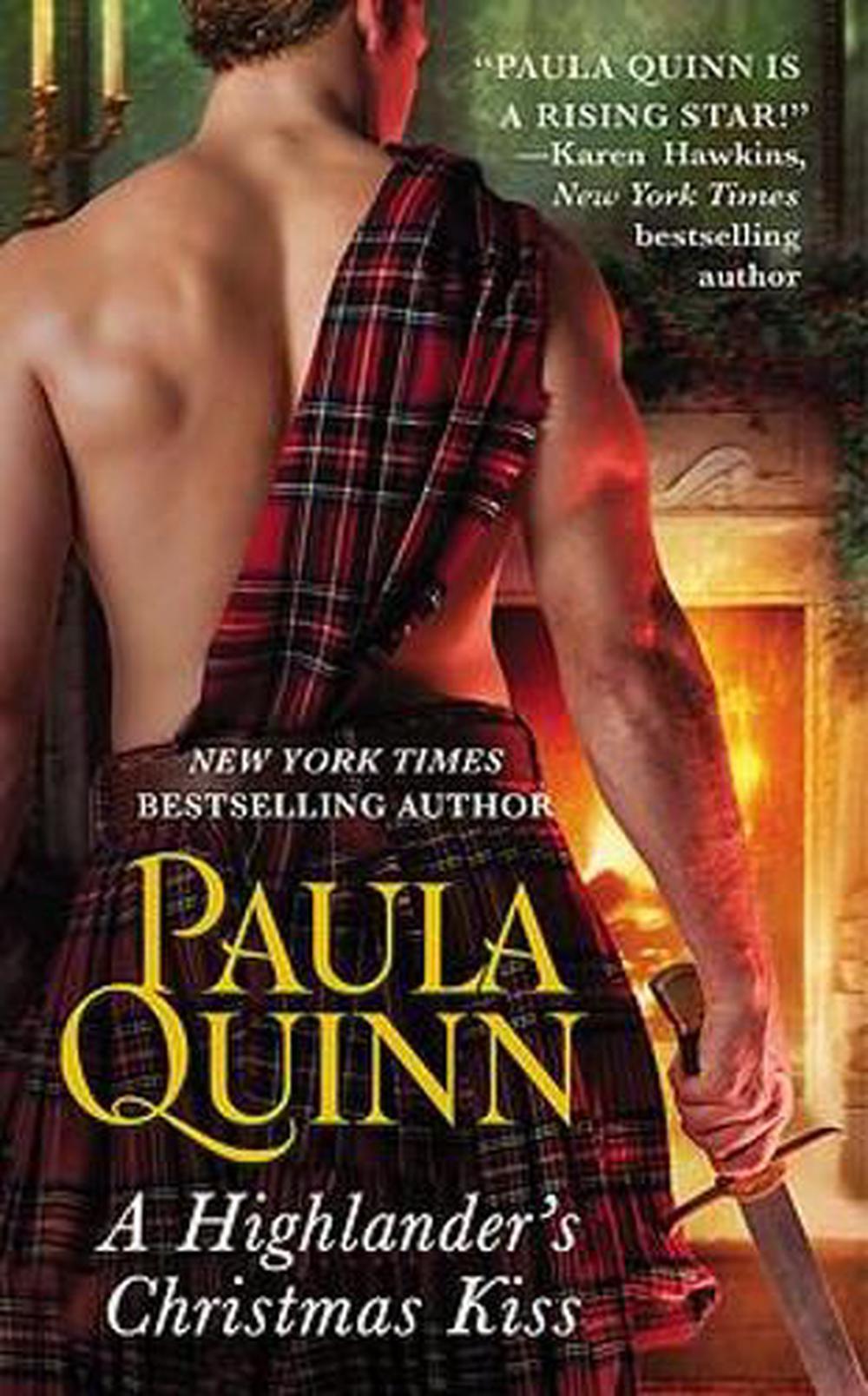 A Highlander's Christmas Kiss by Paula Quinn - book review