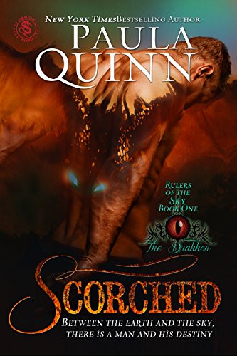 SCORCHED by Paula Quinn