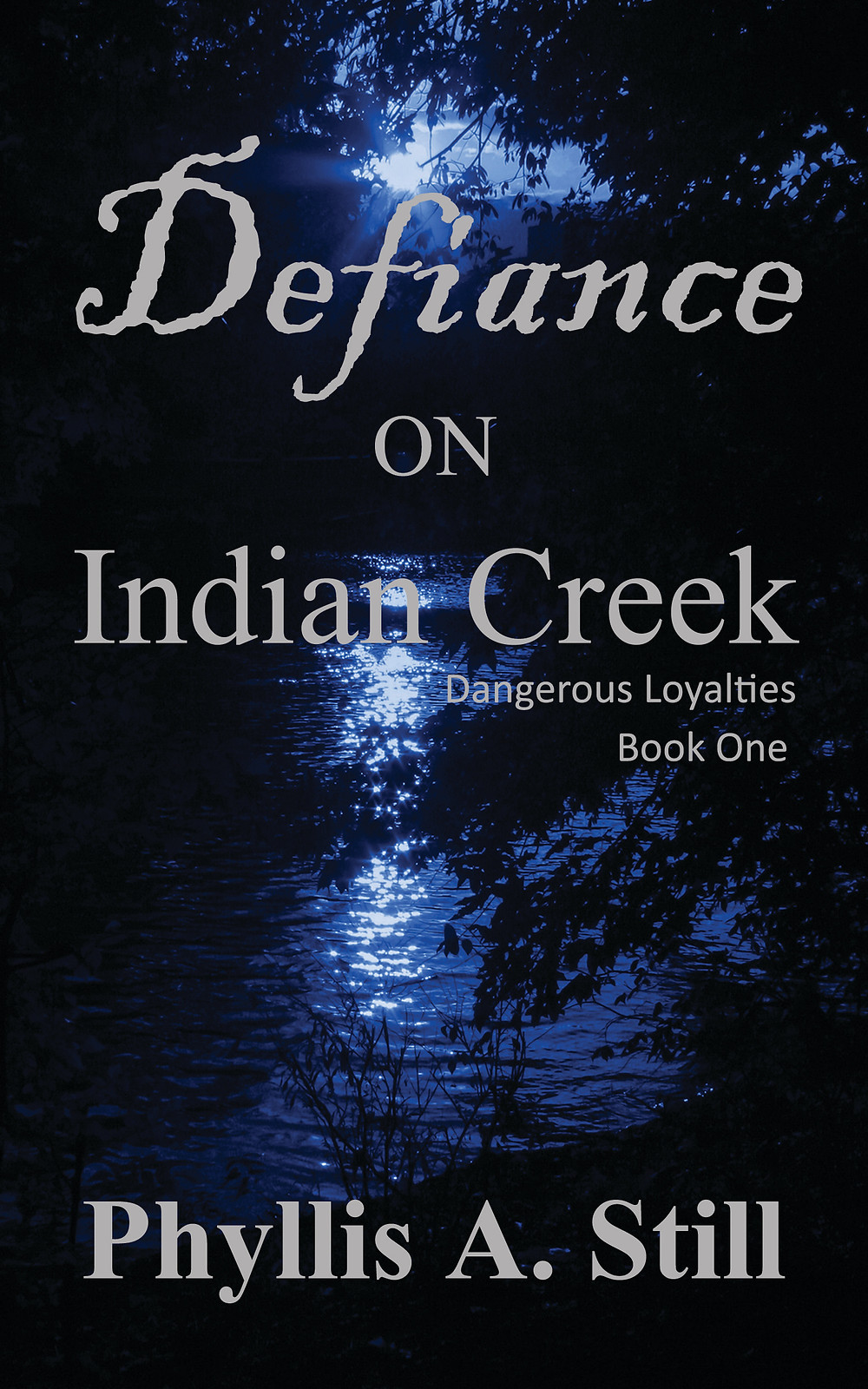 DEFIANCE ON INDIAN CREEK by Phyllis A. Still