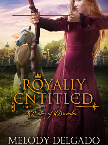 A Reader's Opinion: ROYALLY ENTITLED by Melody Delgado