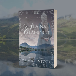 """Memorable"" - ALAINA CLAIBORNE by MK McClintock - Excerpt"