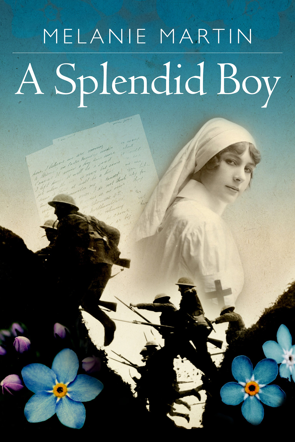A SPLENDID BOY by Melanie Martin