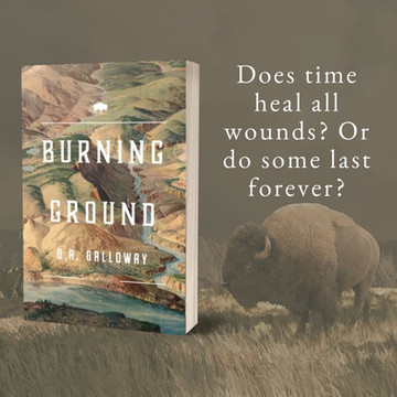 BURNING GROUND by D.A. Galloway