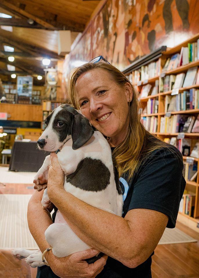 Author Cara Sue Achterberg