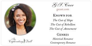 Author G.S. Carr