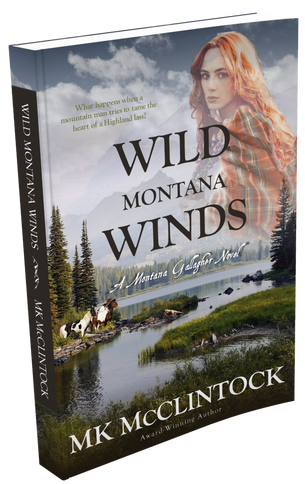 Coming Soon~WILD MONTANA WINDS