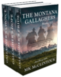 Montana Gallaghers Boxed Set_1-3