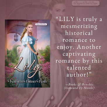 LILY by Kathleen Bittner Roth - A Reader's Opinion