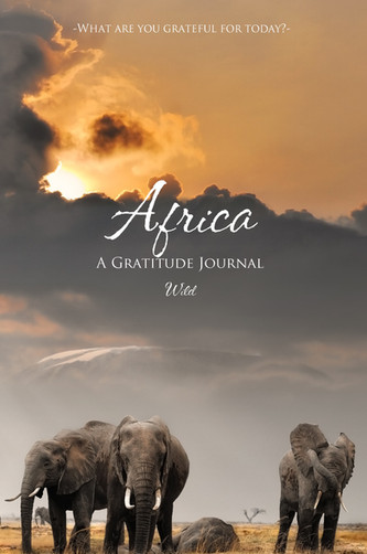 Africa Graditude Journal_Wild