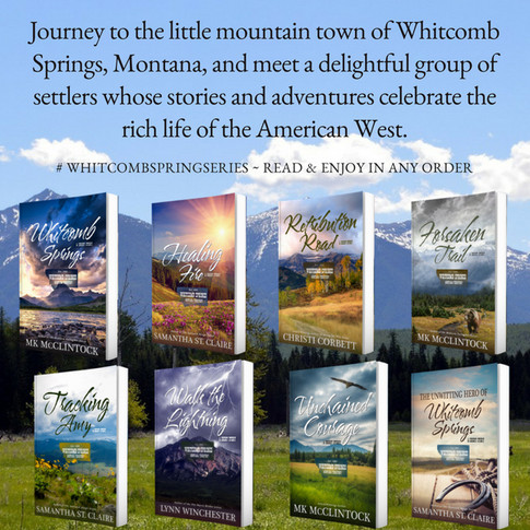Journey to Whitcomb Springs_Series Graph
