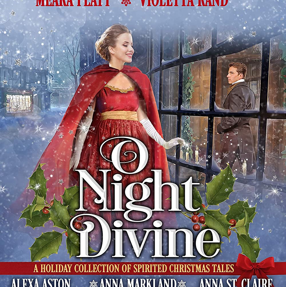 New Release - O NIGHT DIVINE from Dragonblade Publishing