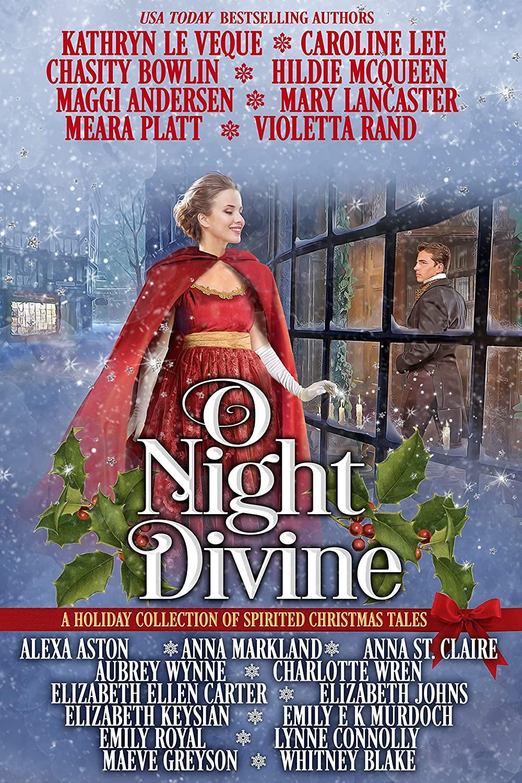 O Night Divine - Dragonblade Publishing