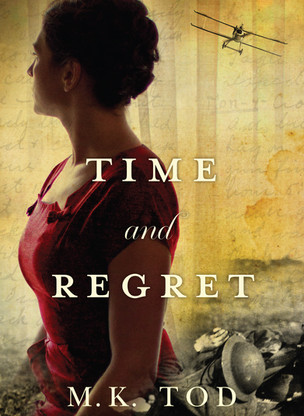 Spotlight on TIME AND REGRET by M.K. Tod