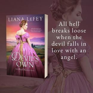 """Addictive"" - THE DEVIL'S OWN by Liana LeFey"