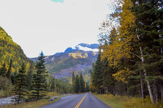Hello, October - A Glacier Park Visit