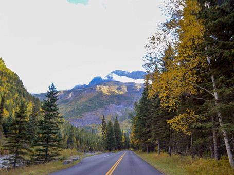 Hello, October - A Glacier Park Visit