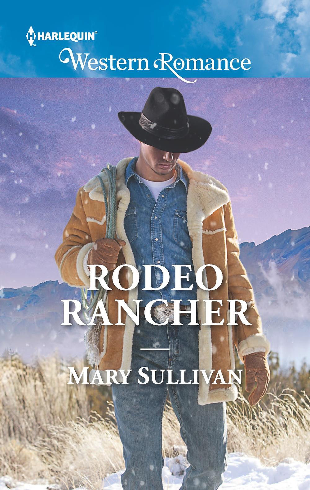 RODEO RANCHER by Mary Sullivan
