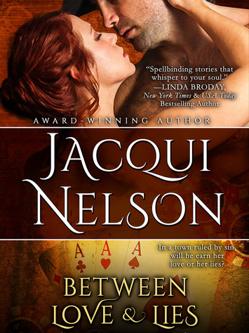 A Reader's Opinion: BETWEEN LOVE & LIES by Jacqui Nelson