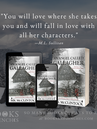 """Special Gift"" - An Angel Called Gallagher by MK McClintock - Excerpt & Interview"