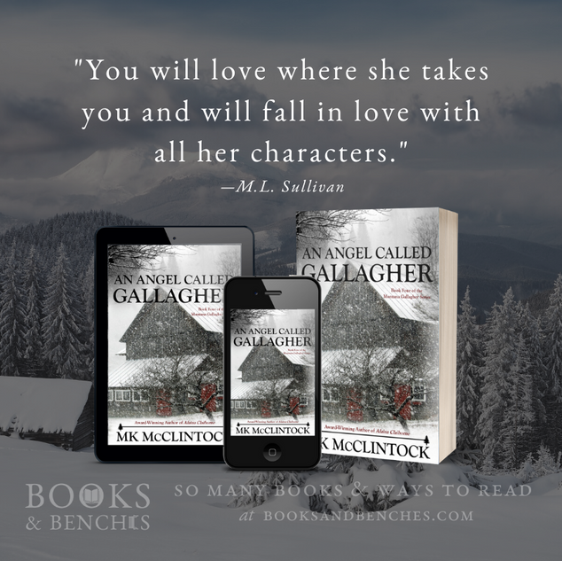 """""""Special Gift"""" - An Angel Called Gallagher by MK McClintock - Excerpt & Interview"""