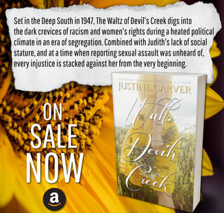 """Poignant"" - The Waltz of Devil's Creek by Justine Carver - Excerpt"