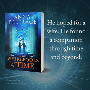 """THE WHIRLPOOLS OF TIME by Anna Belfrage - Excerpt - """"Exciting"""""""