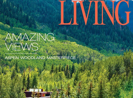 Featured in Mountain Living Magazine
