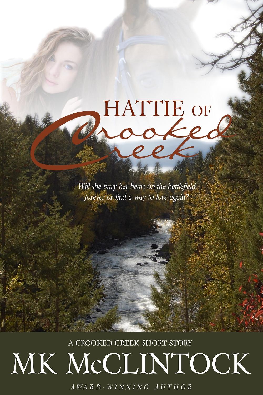 """Emma of Crooked Creek"" by MK McClintock"
