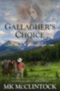 Gallagher's Choice by MK McClintock