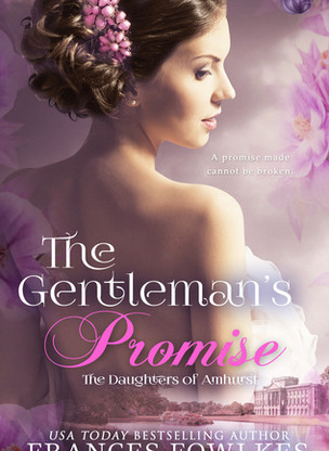Excerpt: THE GENTLEMAN'S PROMISE by Frances Fowlkes