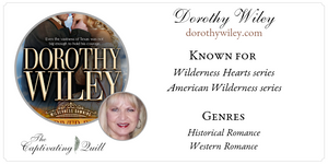 Author Dorothy Wiley