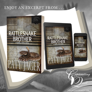 Excerpt from Rattlesnake Brother by Paty Jager