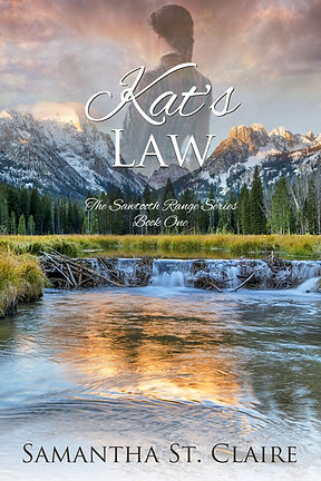 Kat's Law by Samantha St. Claire