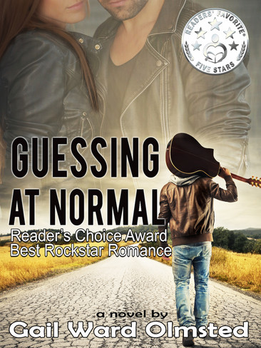 Author Interview: GUESSING AT NORMAL by Gail Ward Olmsted