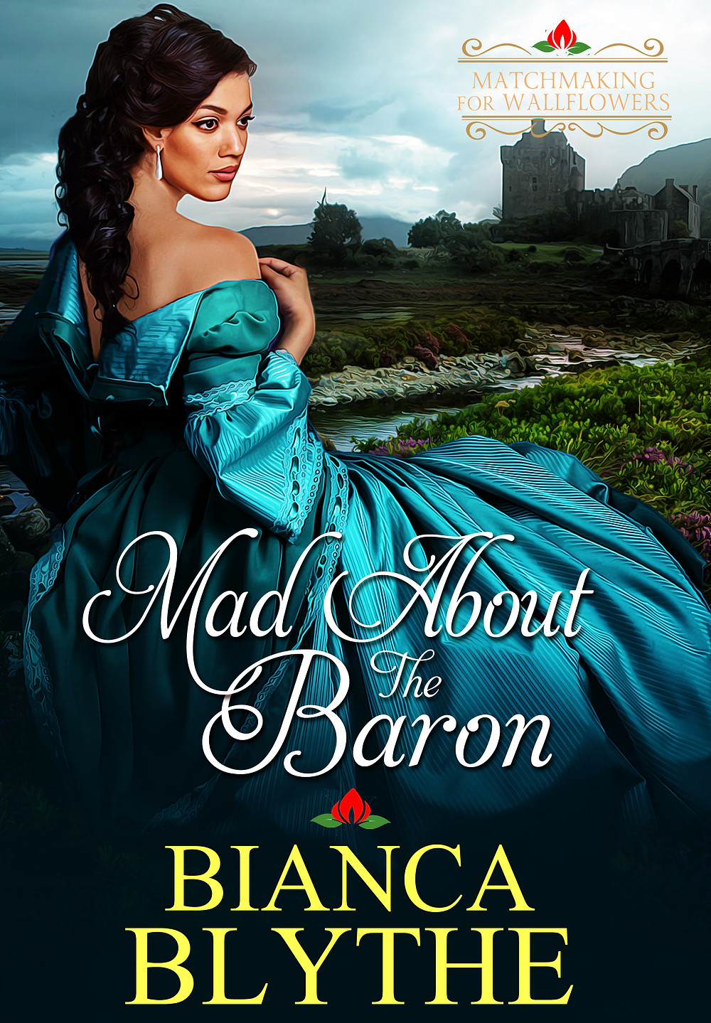 MAD ABOUT THE BARON by Bianca Blythe