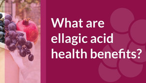 Ellagic Acid. What Are The Health Benefits?