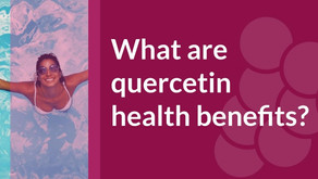 Quercetin. What Are The Health Benefits?