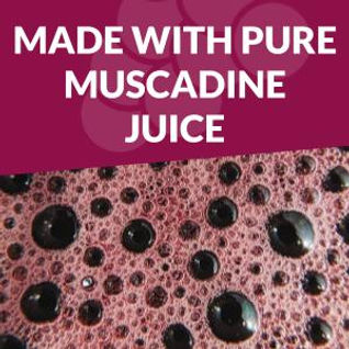 muscadine juice natural fructose