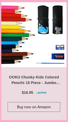 colored pencils for children coloring book