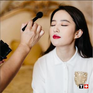 Tissot x Liu Yifei