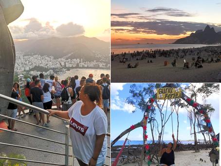 Brésil 2020 - Viagem no paraíso
