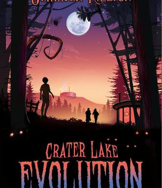 Crater Lake Evolution