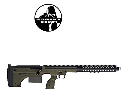 SILVERBACK SRS A1 (22 INCHES) PULL BOLT STANDARD VER. LICENSED BY DESERT TECH-OD